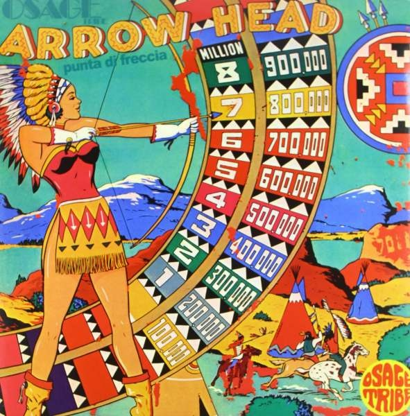 Arrow Head Cover art