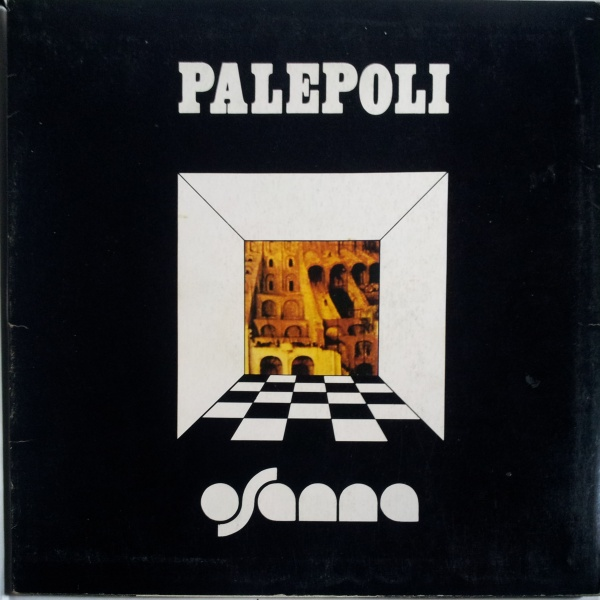 Palepoli Cover art