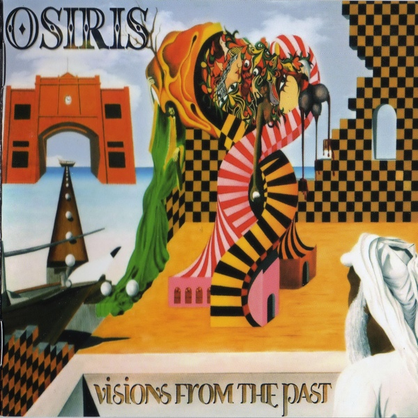 Osiris — Visions from the Past