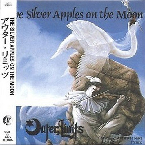 The Silver Apples on the Moon Cover art