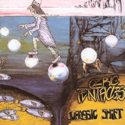 Ozric Tentacles — Jurassic Shift