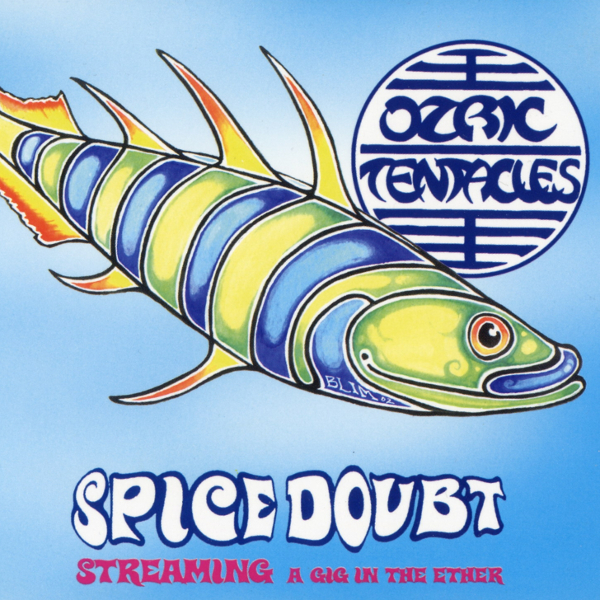 Ozric Tentacles — Spice Doubt Streaming - A Gig in the Ether