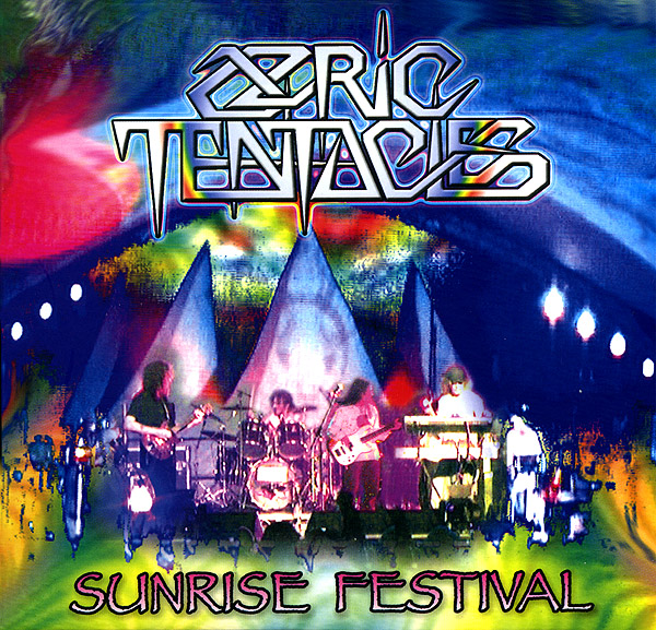 Sunrise Festival Cover art