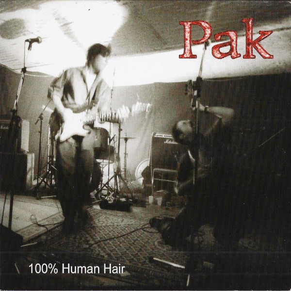 100% Human Hair Cover art