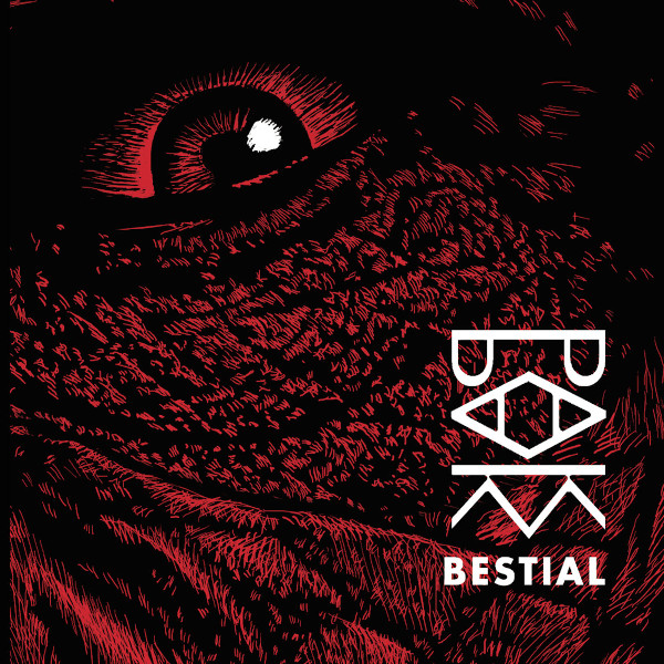 Bestial Cover art