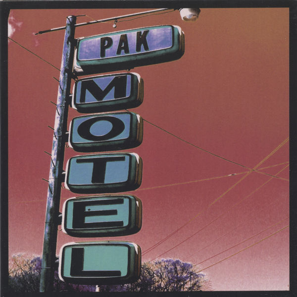 Motel Cover art