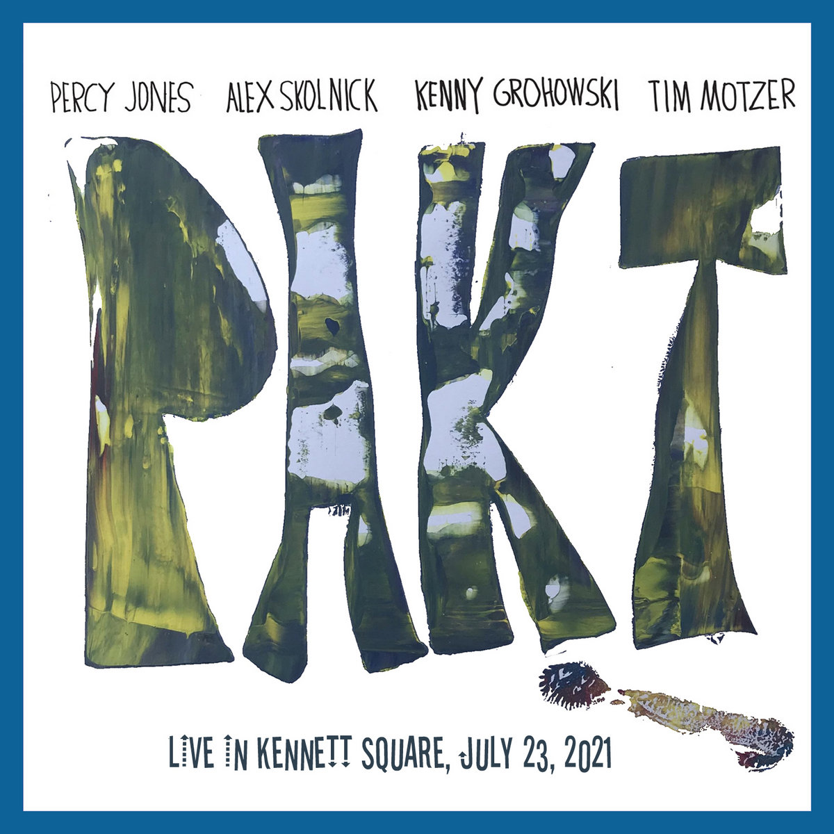 PAKT — Live in Kennett Square, PA