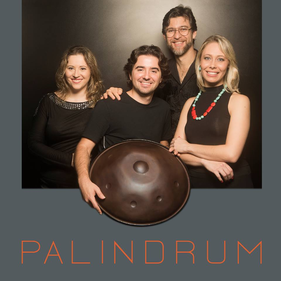Palindrum Cover art