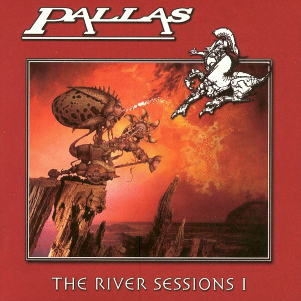 Pallas — The River Sessions 1