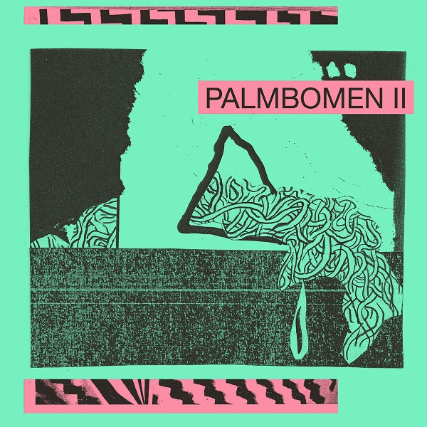 Palmbomen II Cover art