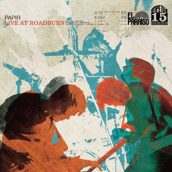 Papir — Live at Roadburn