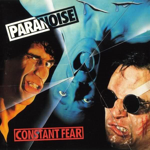 Paranoise — Constant Fear