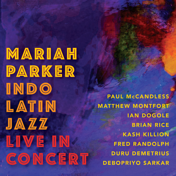 Indo Latin Jazz Live in Concert Cover art