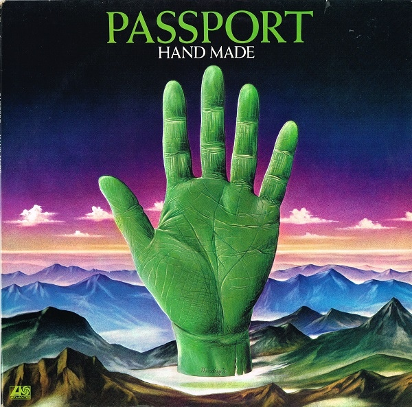Passport — Hand Made