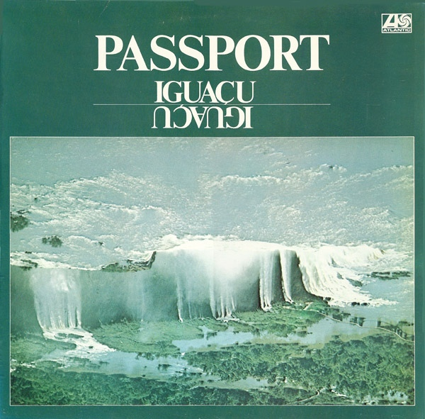 Passport — Iguaçu