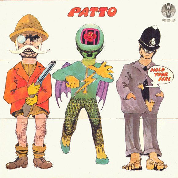 Patto — Hold Your Fire