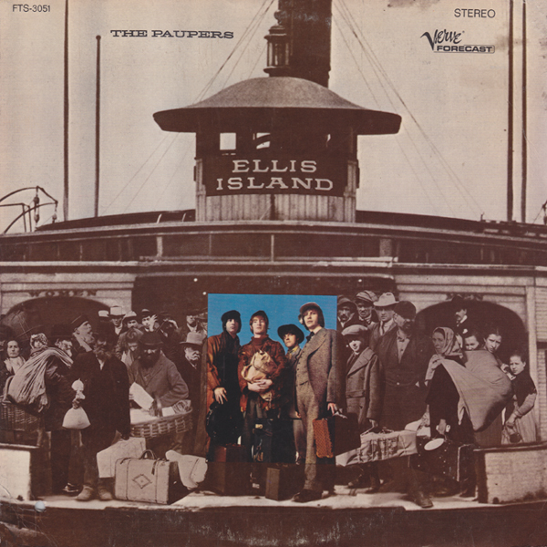 The Paupers — Ellis Island