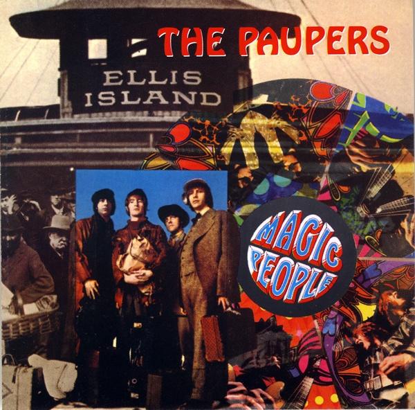 The Paupers — Ellis Island / Magic People