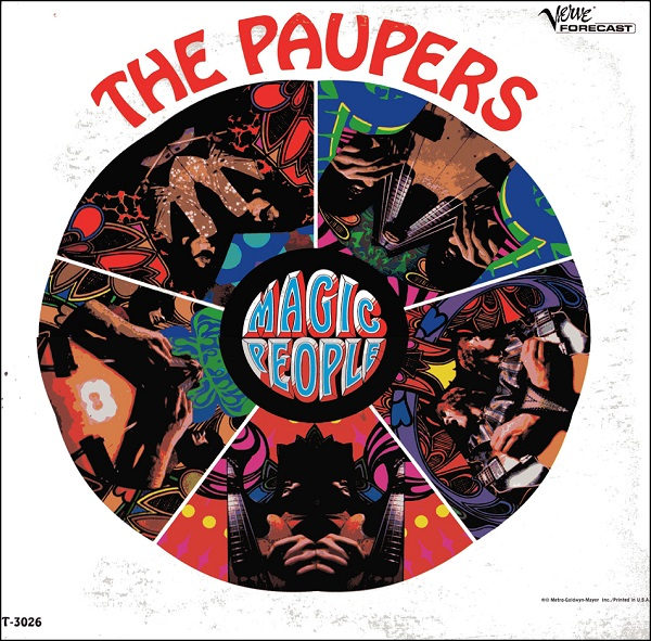 The Paupers — Magic People