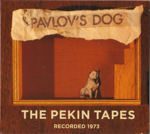The Pekin Tapes Cover art