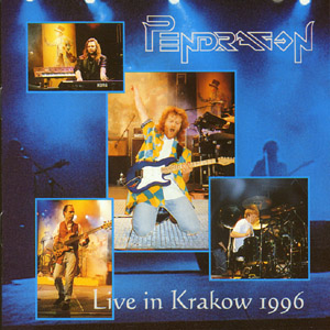 Live in Krakow cover art