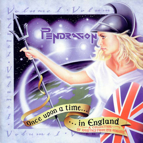 Pendragon — Once upon a Time in England, Vol.1