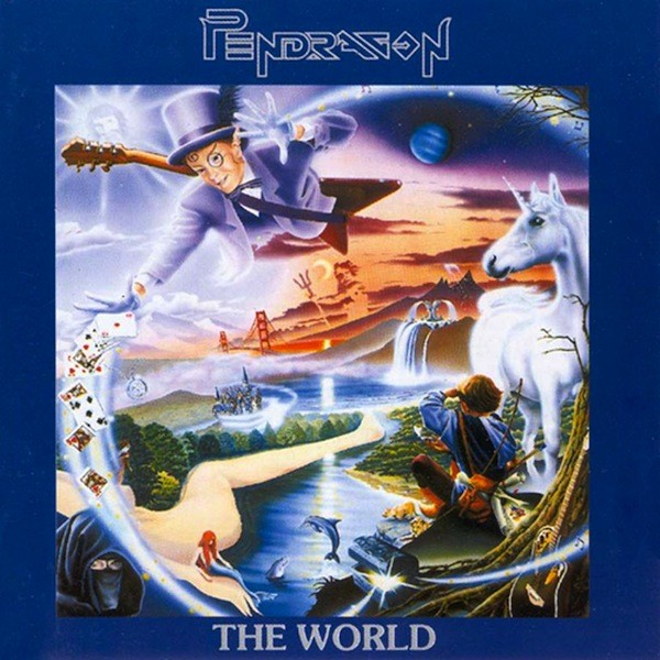 Pendragon — The World