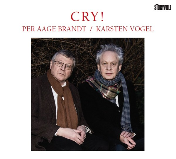 Cry! Cover art