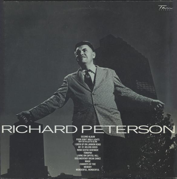 Richard Peterson — The Second Album