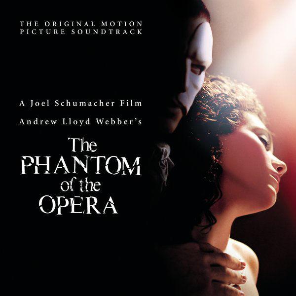 Phantom of the Opera Soundtrack cover