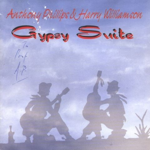 Gypsy Suite Cover art
