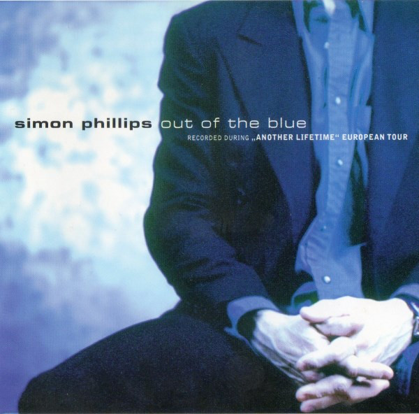Simon Phillips — Out of the Blue