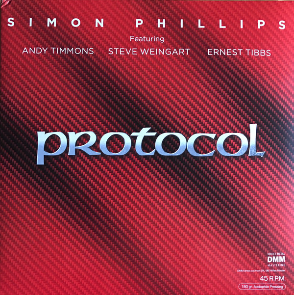 Simon Phillips — Protocol III