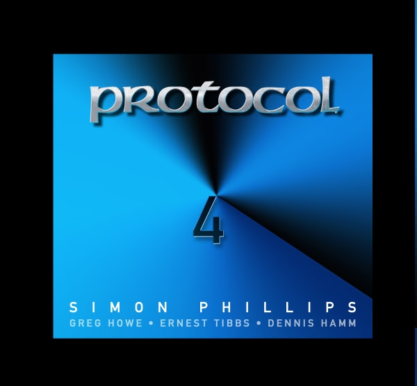 Simon Phillips — Protocol 4