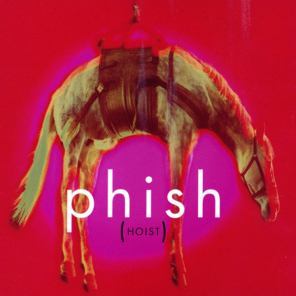 Phish - Hoist (1994) cover art