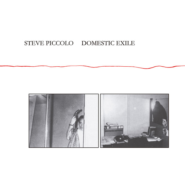 Domestic Exile Cover art