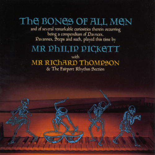 The Bones of All Men Cover art