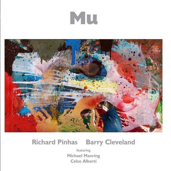 Richard Pinhas / Barry Cleveland — Mu