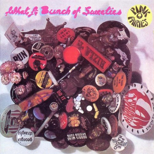 Pink Fairies — What a Bunch of Sweeties