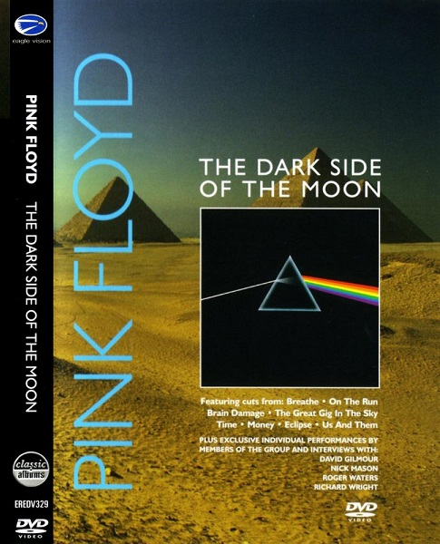 Pink Floyd — Dark Side of the Moon