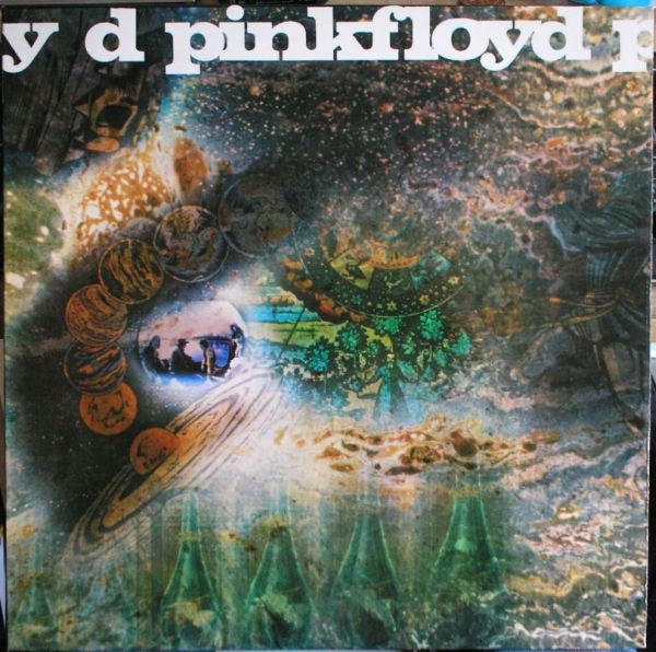 Pink Floyd — A Saucerful of Secrets