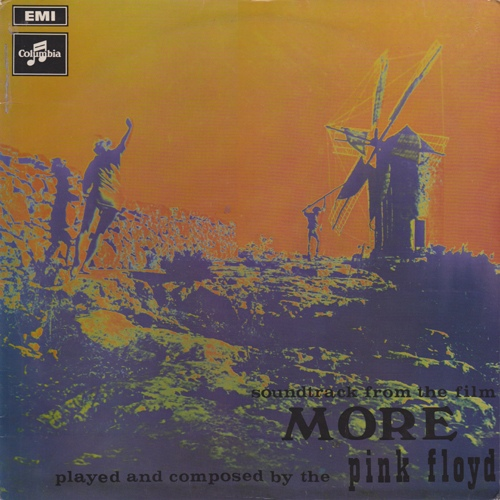 Pink Floyd — Soundtrack from the Film More
