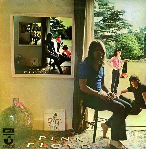 Pink Floyd - Ummagumma cover art