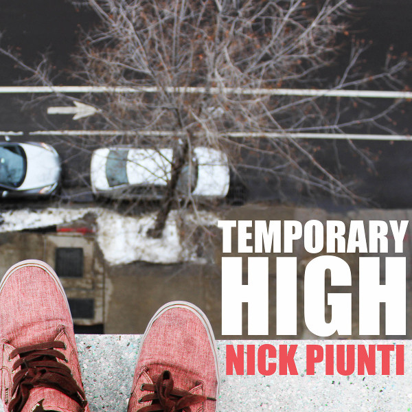 Temporary High Cover art