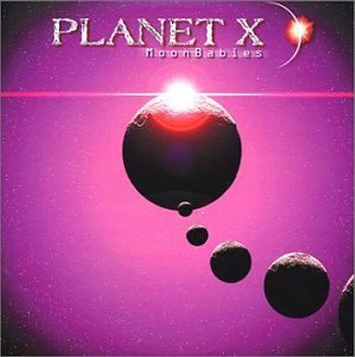 Planet X — MoonBabies
