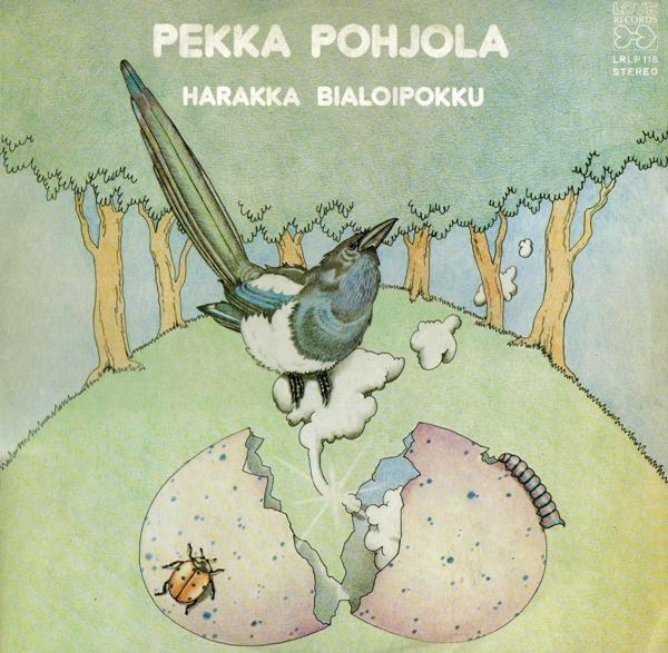 Pekka Pohjoloa — Harakka Bialoipokku (AKA B the Magpie)