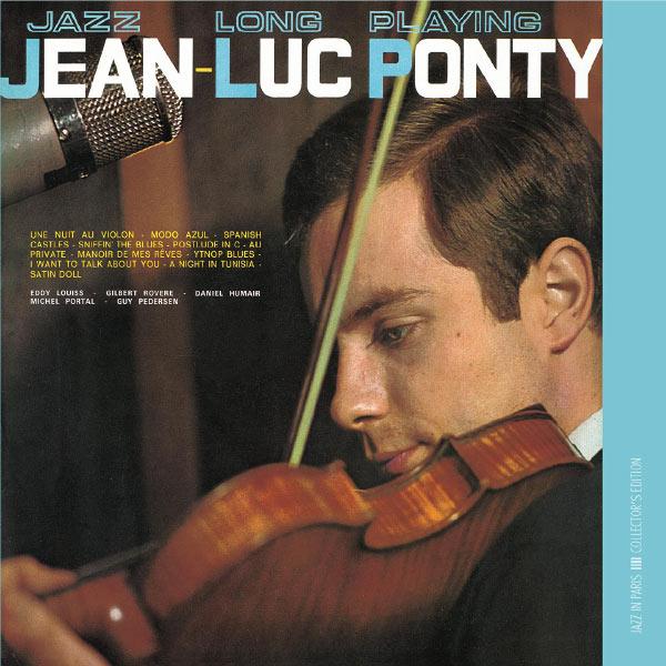 Jean-Luc Ponty — Jazz Long Playing