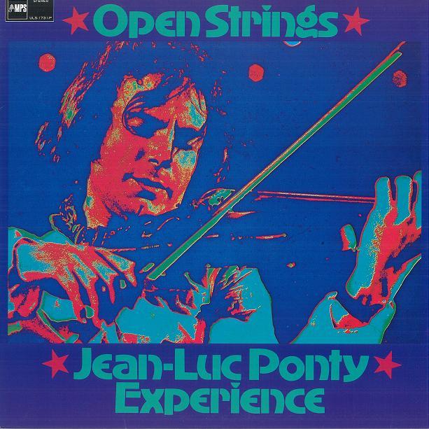 Jean-Luc Ponty Experience — Open Strings