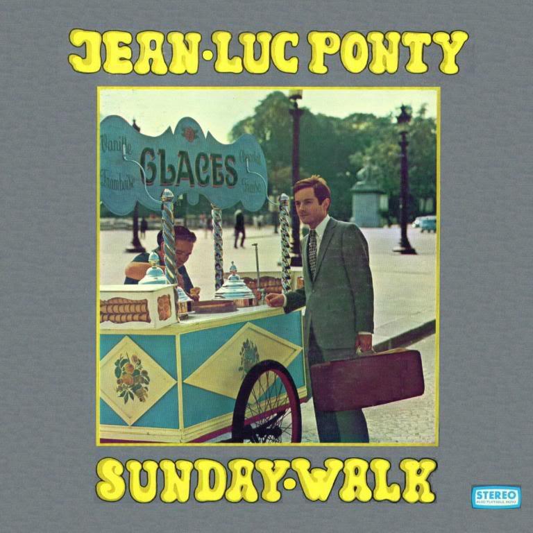 Jean-Luc Ponty — Sunday Walk