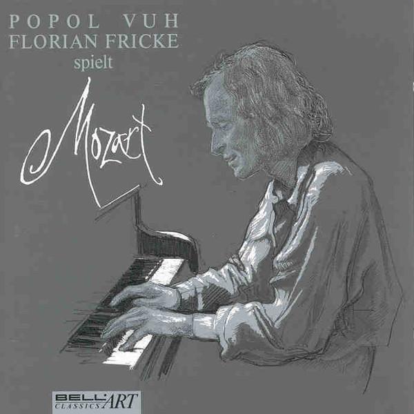 Popol Vuh - Florian Fricke — Spielt Mozart